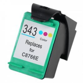 HP 343 C8766E színes utángyártott tintapatron
