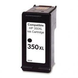 HP 350XL CB336E fekete (black) utángyártott tintapatron