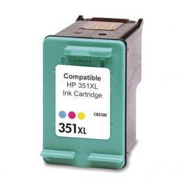 HP 351XL CB338E színes utángyártott tintapatron Tintapatronok > HP > Utángyártott tintapatronok