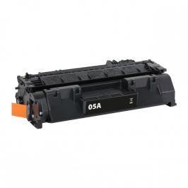 HP 05A CE505A fekete (black) utángyártott toner Tonerek > HP > Utángyártott tonerek