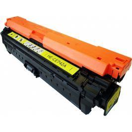 HP CE742A sárga (yellow) utángyártott toner