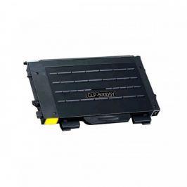 Samsung CLP-500D5Y sárga (yellow) utángyártott toner Tonerek > Samsung > Utángyártott tonerek