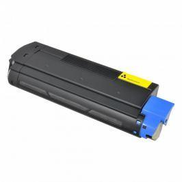 OKI 42127405 sárga (yellow) utángyártott toner
