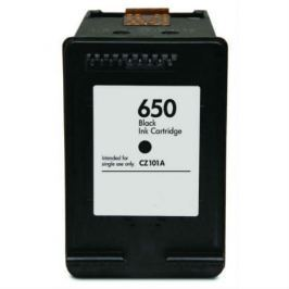 HP 650 XL CZ101A fekete (black) utángyártott tintapatron