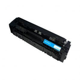HP 201X CF401X cián (cyan) utángyártott toner