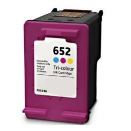 HP 652 XL F6V24AE színes utángyártott tintapatron