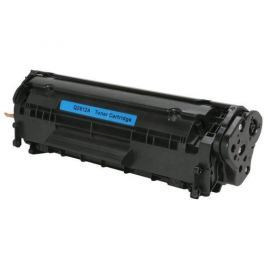 HP 12A Q2612A fekete (black) utángyártott toner