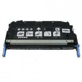 HP 308A Q6470A fekete (black) utángyártott toner Tonerek > HP > Utángyártott tonerek