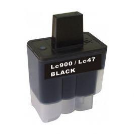 Brother LC-900Bk fekete (black) utángyártott tintapatron