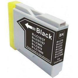 Brother LC-970 / LC-1000Bk fekete (black) utángyártott tintapatron