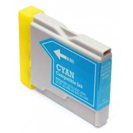 Brother LC-970 / LC-1000C cián (cyan) utángyártott tintapatron Tintapatronok > Brother > Utángyártott tintapatronok
