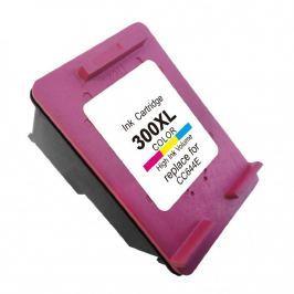 HP 300XL CC644E színes utángyártott tintapatron