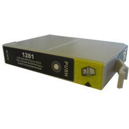 Epson T1281 fekete (black) utángyártott tintapatron Tintapatronok > Epson > Utángyártott tintapatronok