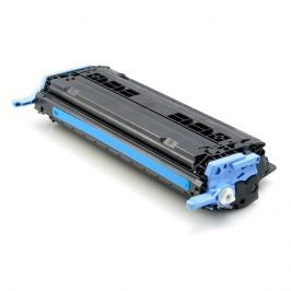 HP 124A Q6001A cián (cyan) utángyártott toner Tonerek > HP > Utángyártott tonerek