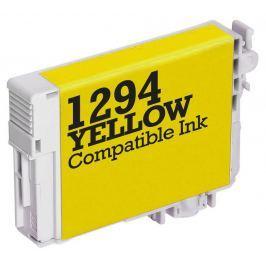Epson T1294 sárga (yellow) utángyártott tintapatron