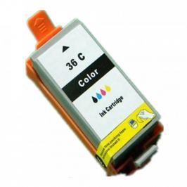 Canon CLI-36C színes utángyártott tintapatron