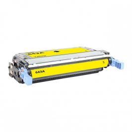HP 643A Q5952A sárga (yellow) utángyártott toner Tonerek > HP > Utángyártott tonerek