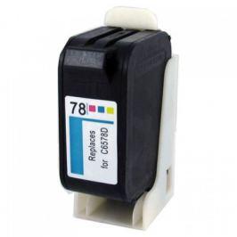 HP 78 C6578A színes utángyártott tintapatron