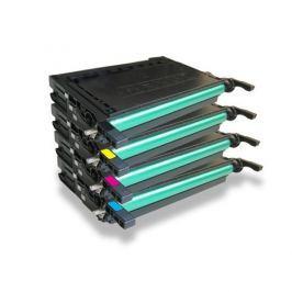 Samsung CLP-C660B cián (cyan) utángyártott toner