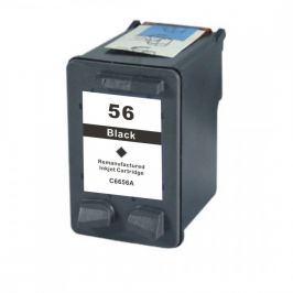 HP 56 C6656A fekete (black) utángyártott tintapatron