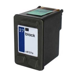HP 27 C8727A fekete (black) utángyártott tintapatron