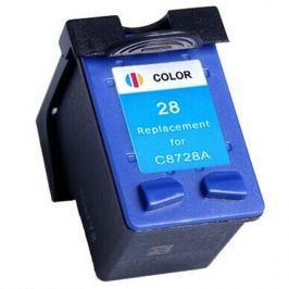HP 28 C8728A színes utángyártott tintapatron