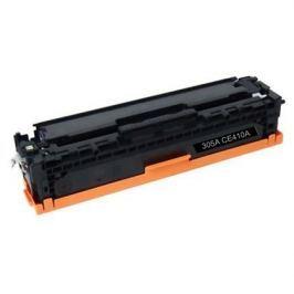 HP 305A CE410A fekete (black) utángyártott toner