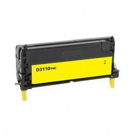 Dell NF556 sárga (yellow) utángyártott toner Tonerek > Dell > Utángyártott tonerek