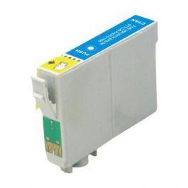 Epson T0612 cián (cyan) utángyártott tintapatron