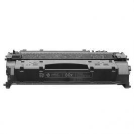 HP 80X CF280X fekete (black) utángyártott toner Tonerek > HP > Utángyártott tonerek