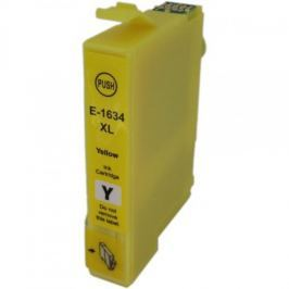 Epson T1634 XL sárga (yellow) utángyártott tintapatron