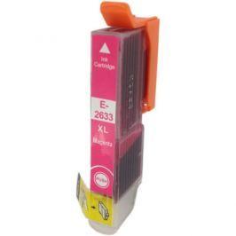 Epson T2633 XL bíborvörös (magenta) utángyártott tintapatron