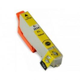 Epson T2634 XL sárga (yellow) utángyártott tintapatron