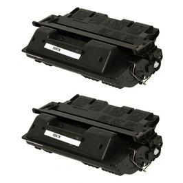 HP 61X C8061X fekete (black) utángyártott toner