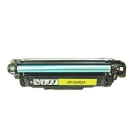 HP 507A CE402A sárga (yellow) utángyártott toner Tonerek > HP > Utángyártott tonerek