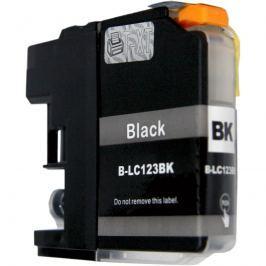 Brother LC-123 fekete (black) utángyártott tintapatron Tintapatronok > Brother > Utángyártott tintapatronok