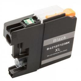 Brother LC-127XL fekete (black) utángyártott tintapatron