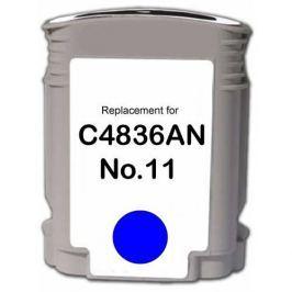 HP 11 C4836A cián (cyan) utángyártott tintapatron Tintapatronok > HP > Utángyártott tintapatronok