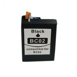 Canon BC-02 fekete (black) utángyártott tintapatron Tintapatronok > Canon > Utángyártott tintapatronok