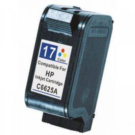HP 17 C6625A színes utángyártott tintapatron
