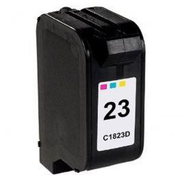 HP 23 C1823D színes utángyártott tintapatron
