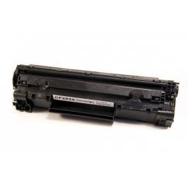 HP 83X CF283X fekete (black) utángyártott toner
