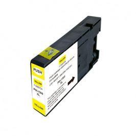 Canon PGI-1500XL sárga (yellow) utángyártott tintapatron