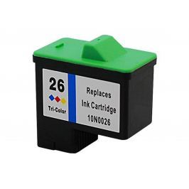Lexmark 26 10N0026 színes utángyártott tintapatron