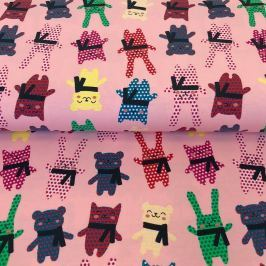 Jersey Cuddly toy pink