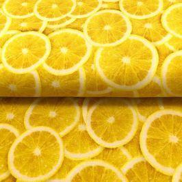 Jersey Lemon digital print