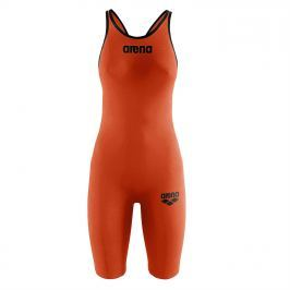 Arena Carbon Pro Mark 2 Kneeskin Closed Back Suit Girls