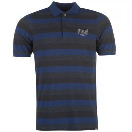 Everlast Stripe Polo Shirt Mens