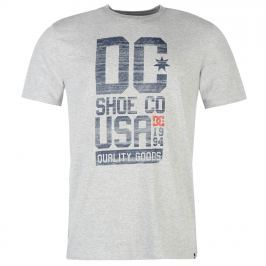DC Big Extend Short Sleeve T Shirt Mens
