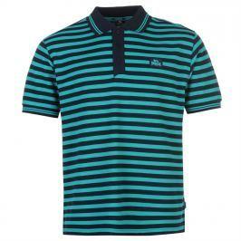 Lonsdale Yard Stripe Polo Shirt Mens